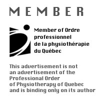 Stéphan Guindon - Physiotherapy, osteopathy, massage therapy